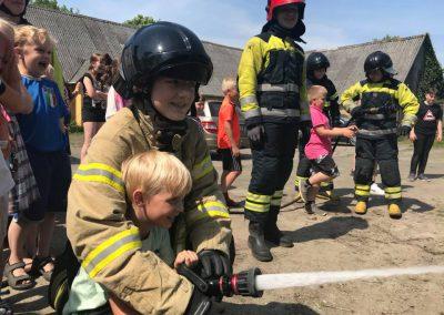 Praktik som brandmænd